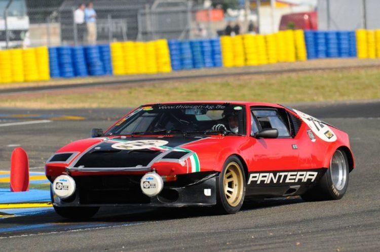 1972 De Tomaso Pantera Gr. IV