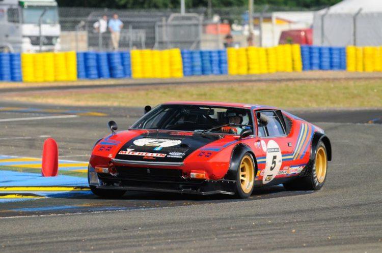 1974 De Tomaso Pantera Gr. IV