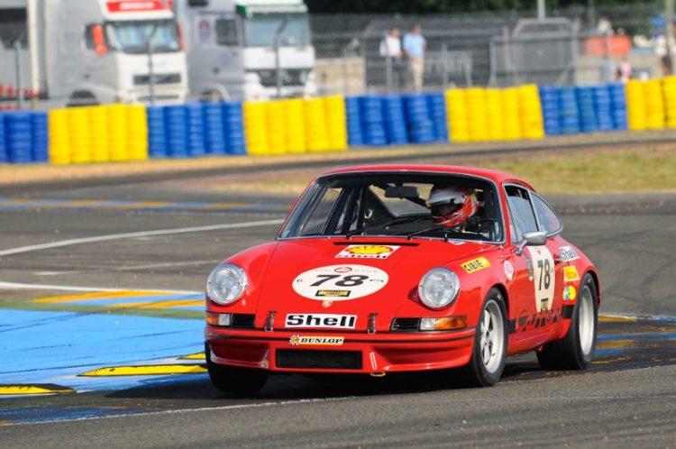 1973 Porsche 911RS 2.7L