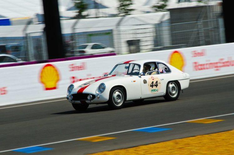 1960 OSCA 1600 GTS Zagato