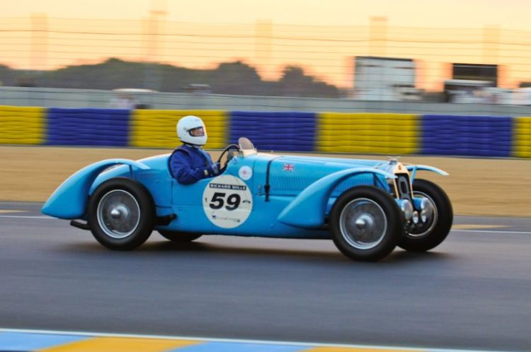 1930 Bentley Le Mans