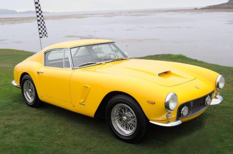 1962 Ferrari 250 GT SWB Scaglietti Berlinetta, William 'Chip' Connor