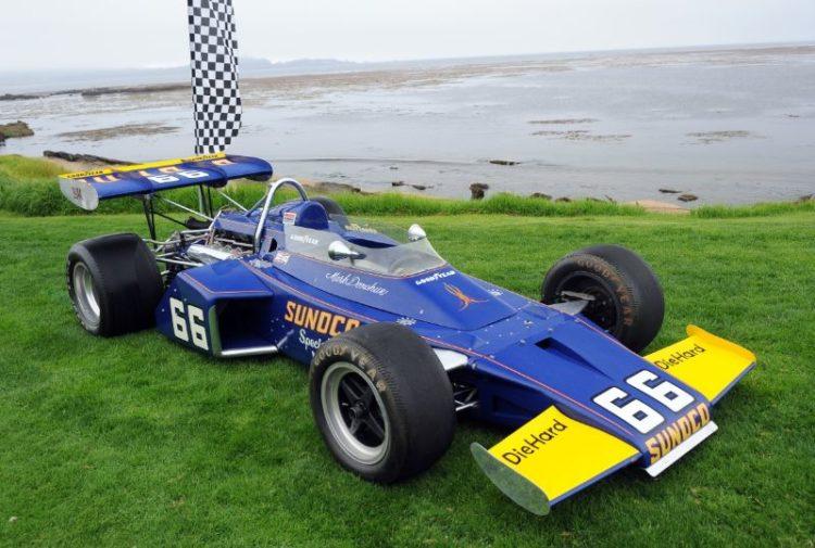 1972 McLaren Sunoco Special, Indianapolis Hall of Fame Museum