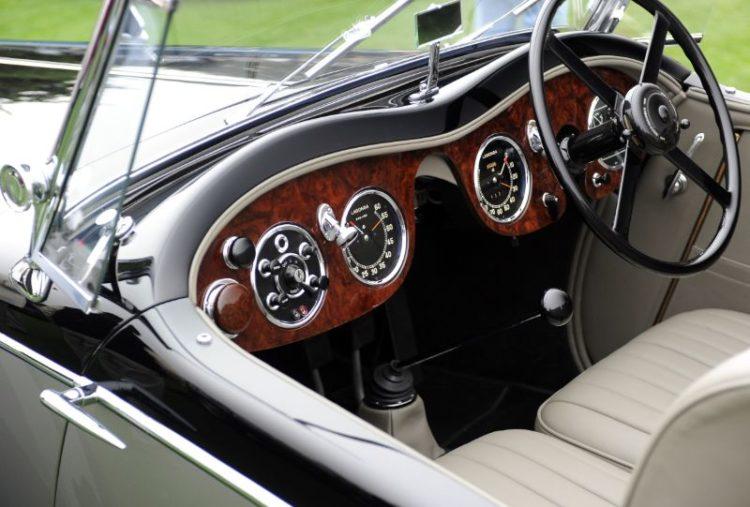 1939 Lagonda V12 Rapide Open Tourer, Eberhard Thiesen
