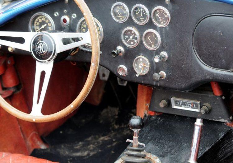 1964 Cobra 289 Roadster, Thomas and Susan Armstrong
