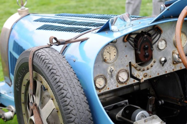 1927 Bugatti Type 35C, Bruce and Jolene McCaw