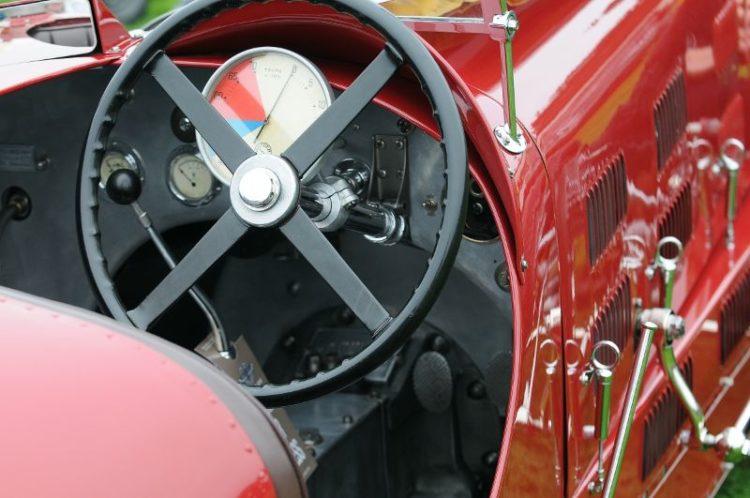 1933 Maserati 8CM, Bill Pope