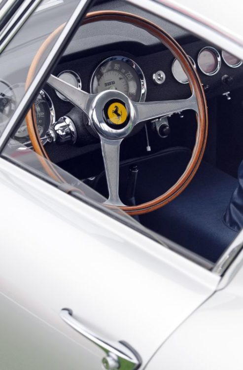 1962 Ferrari 250 GT SWB Scaglietti Berlinetta, Ron Hein