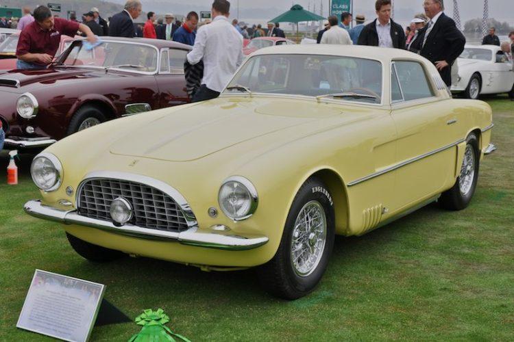 1953 Ferrari 375 America Vignale Coupe