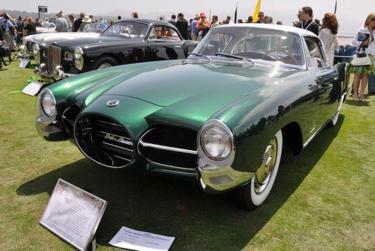1956 Nash-Rambler Pinin Farina Palm Beach Concept Coupe