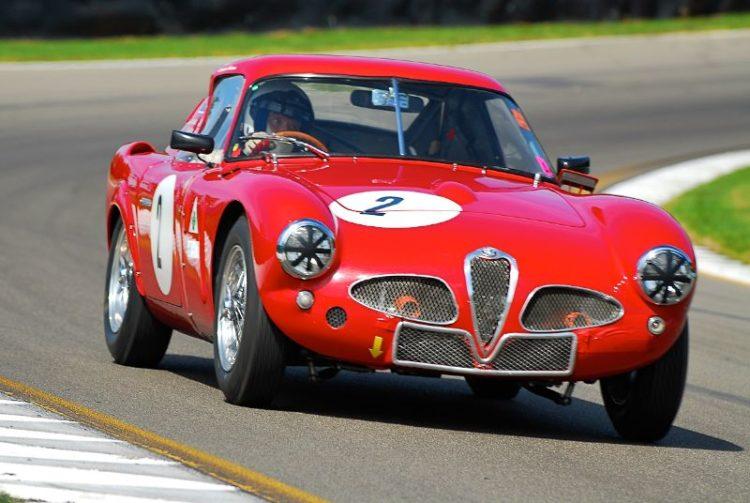 1953 Alfa Romeo 3000CM- Joe Colasacco.