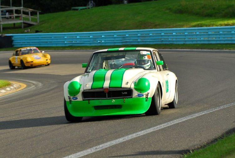 1972 MGB/GT V8- Lee Gonda.