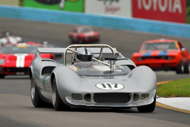 McLaren M1B - Farrell Preston