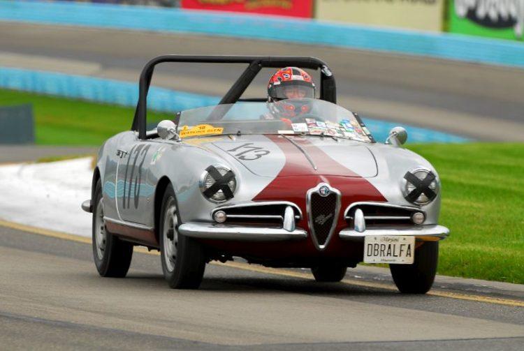 1960 Alfa Romeo Giulietta- Sam Smith.