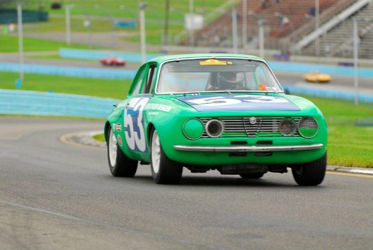 1971 Alfa Romeo GTV- Jon Norman.
