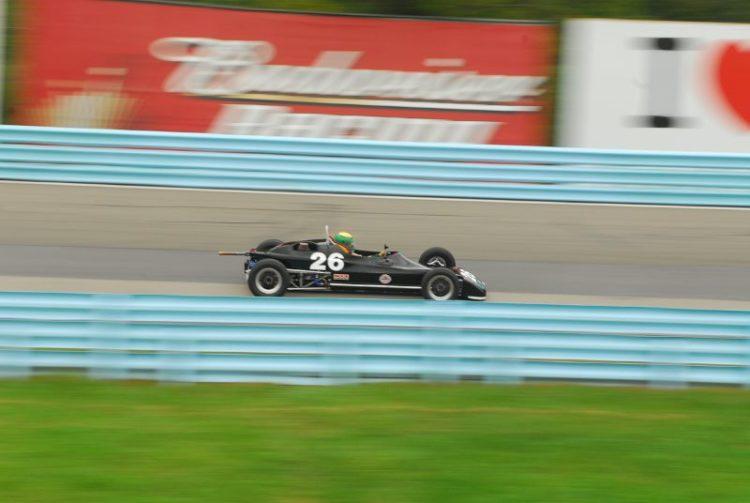 1979 Crossle 40F (F/F)- Mike Taradash.
