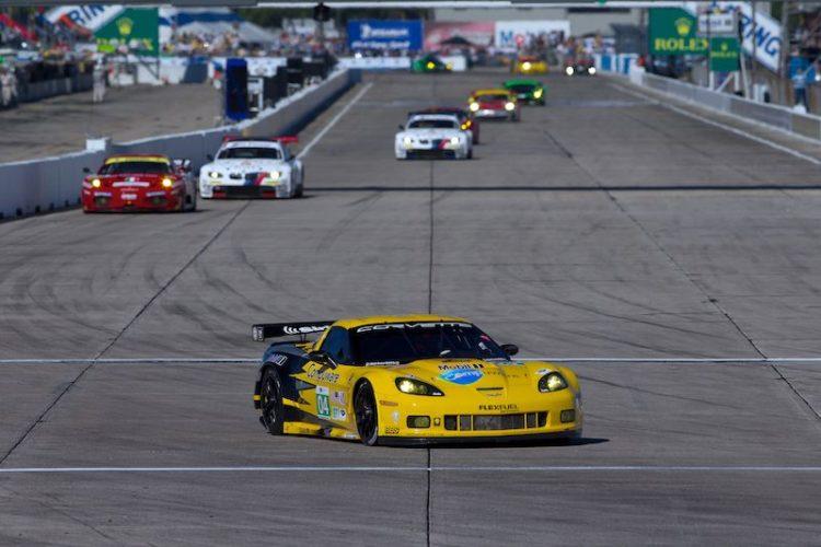Corvette Racing 2011 Sebring
