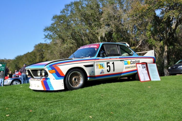 1972 BMW 3.0 CSL FIA Group 2 - Hughes Motorsports Collection