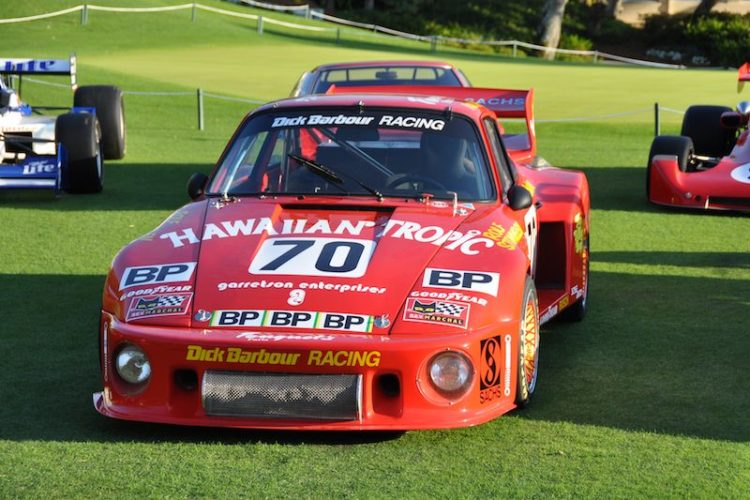 1977 Porsche 935 - Goldin Brothers Racing