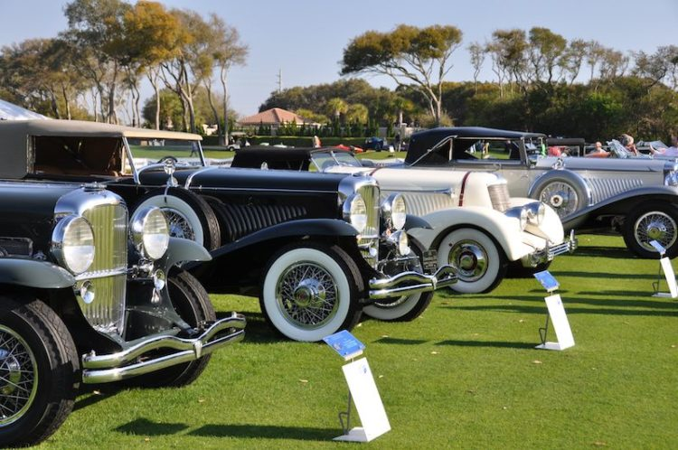 One of the many Duesenberg Classes