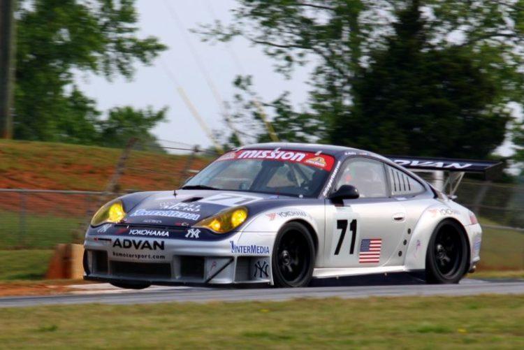 Gunnar Jeannette, 04 Porsche GT RSR