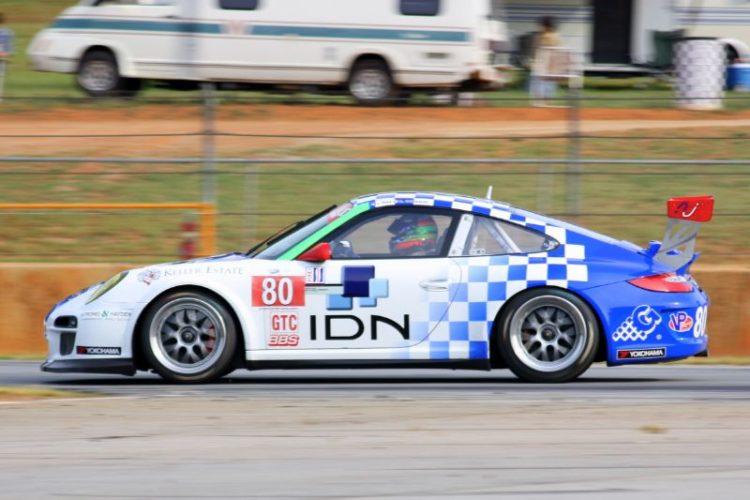 Luis Diaz, 10 Porsche 997 GT3