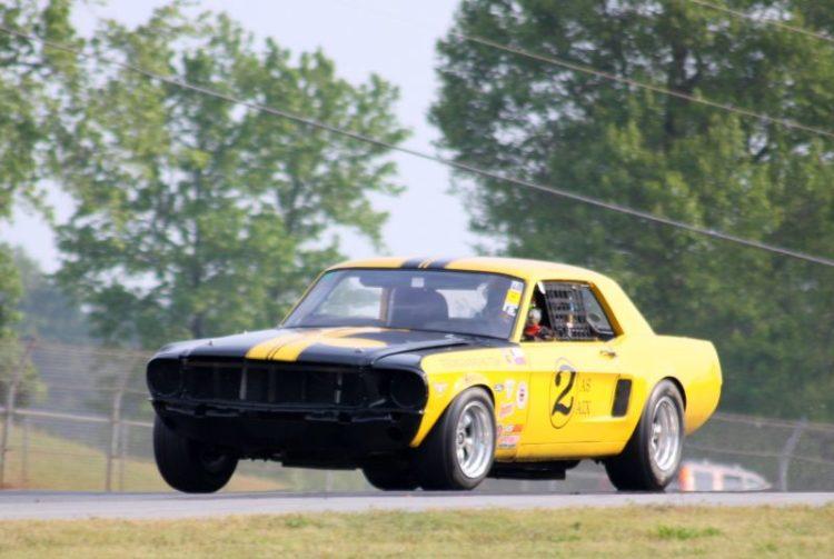 John Atwell, 67 Mustang