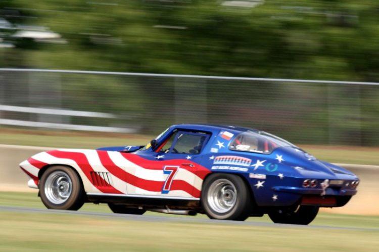 Sam Le Comte, 67 Chevy Corvette