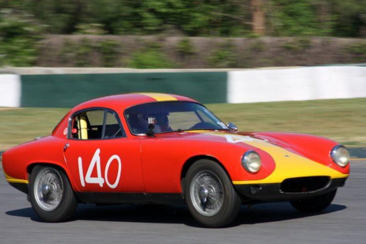 Doc Bundy, 61 Lotus Elite