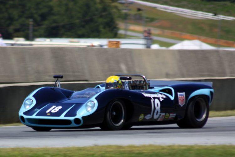 Byron DeFoor, 65 Lola T70 Mk 1