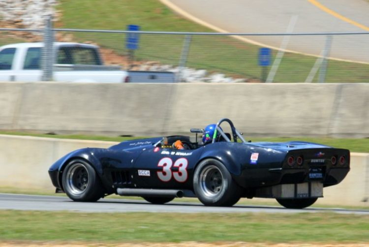 Edward Sevadjian, 69 Corvette