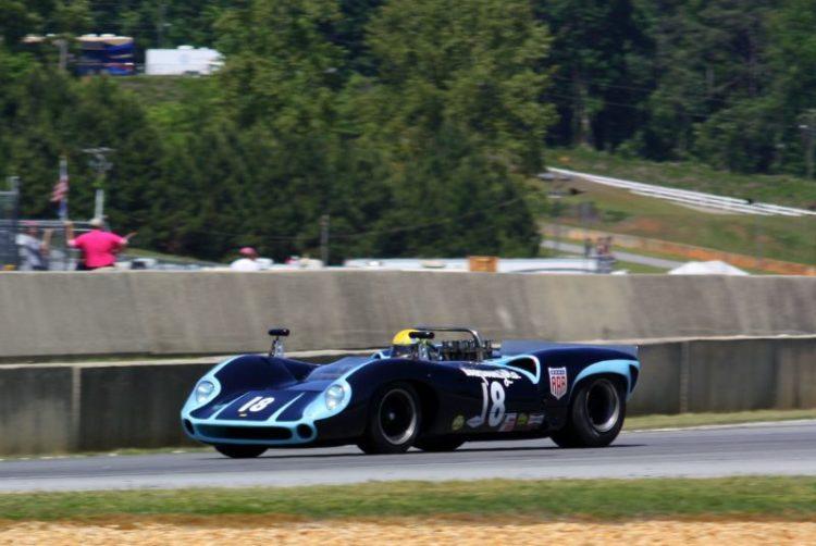 Byron DeFoor, 65 Lola T70 MK1