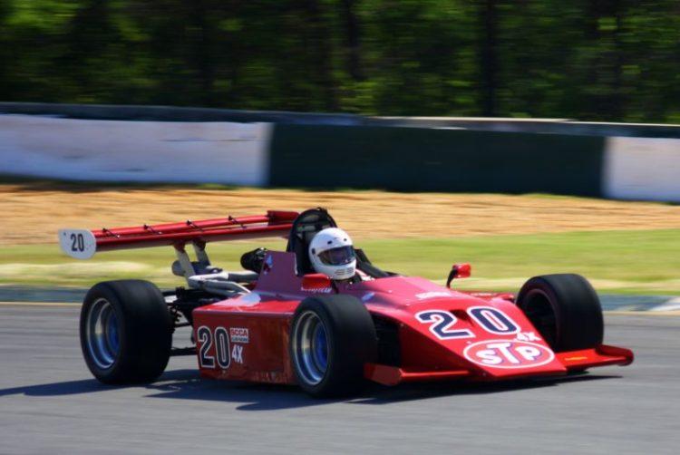 Walter Gerhardt, 94 Shelby Sports Racer.
