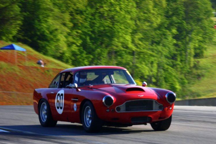 Theo Bean, 60 Aston Martin