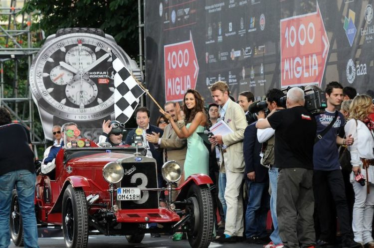 1930 OM 665 SS at Mille Miglia 2011