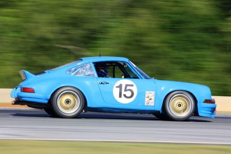 Angus Rogers, 73 Porsche 911 RSR