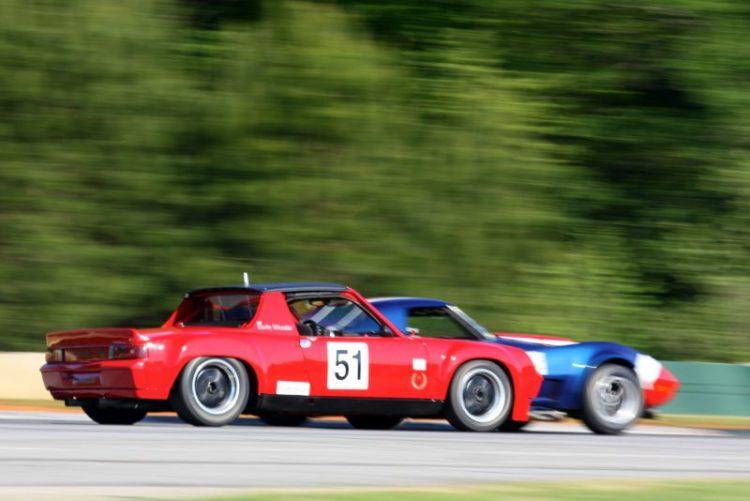 Kevin Wheeler, 70 Porsche 914/6