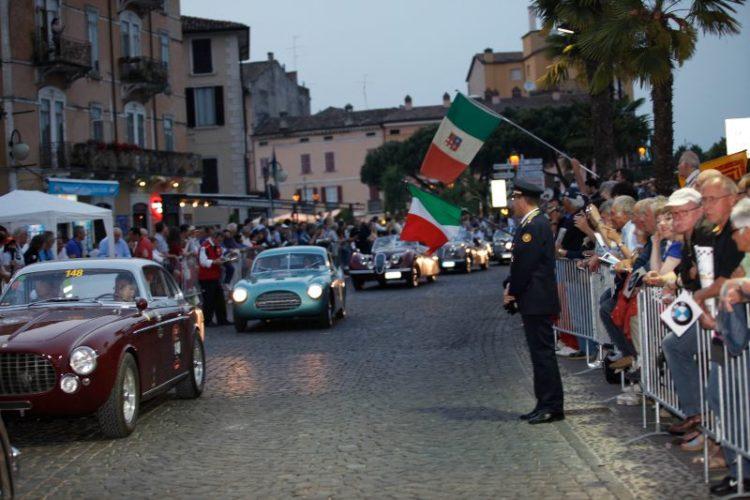 Mille Miglia 2011 start