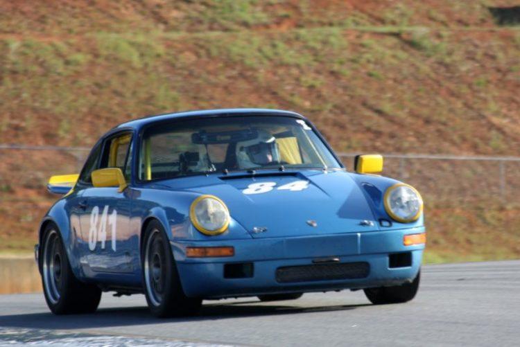 Randy Snyder, 79 Porsche 911 SC
