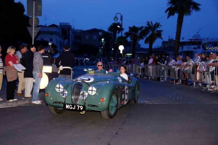 1950 Jaguar XK 120 OTS Alloy