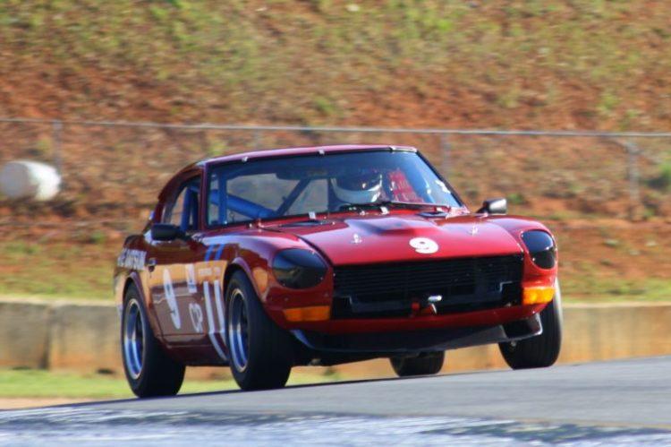 Scott Curry, 71 Datsun 240Z