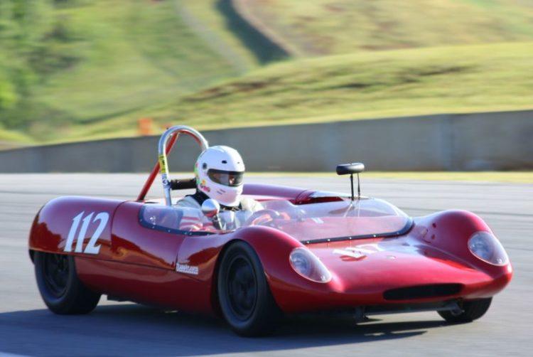 Robert Hibdon, 62 Lotus 23B