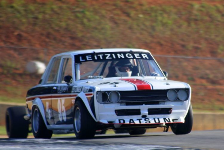 Bob Leitzinger, 69 Datsun 510