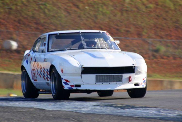 Clark Stephens, 74 Datsun 260Z
