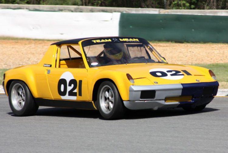 Cliff Berry. 71 Porsche 914.6