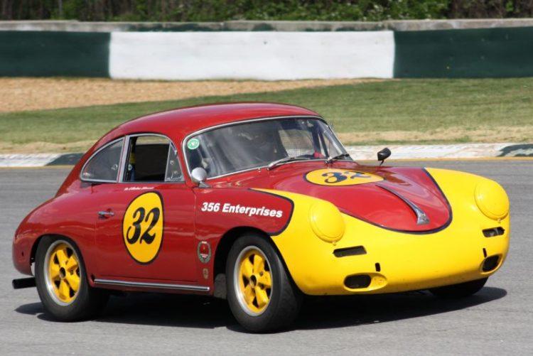 Ron Goodman. 60 Porsce B Coupe