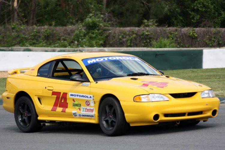 Debbie Cloud. 98 Cobra Mustang