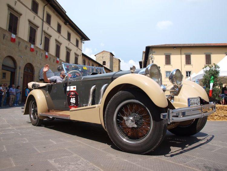 1930 Mercedes-Benz 710 SS