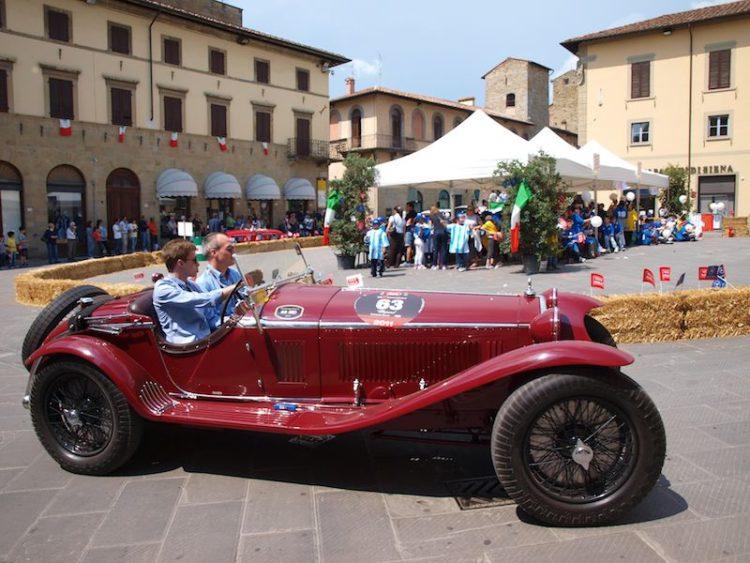1932 Alfa Romeo 8C 2300 Corto by Zagato