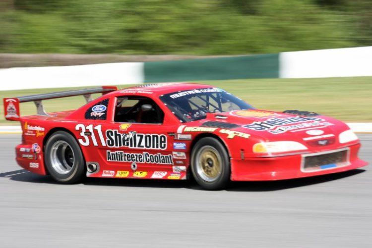 Paul Reisman. 92 Mustang Trans Am